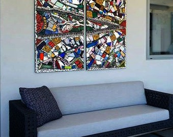 Custom Mosaic- Examples of Work