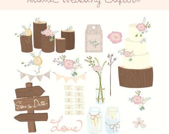 Wedding cake clipart | Etsy