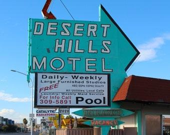 Desert Hills Motel - Las Vegas, NV 2015