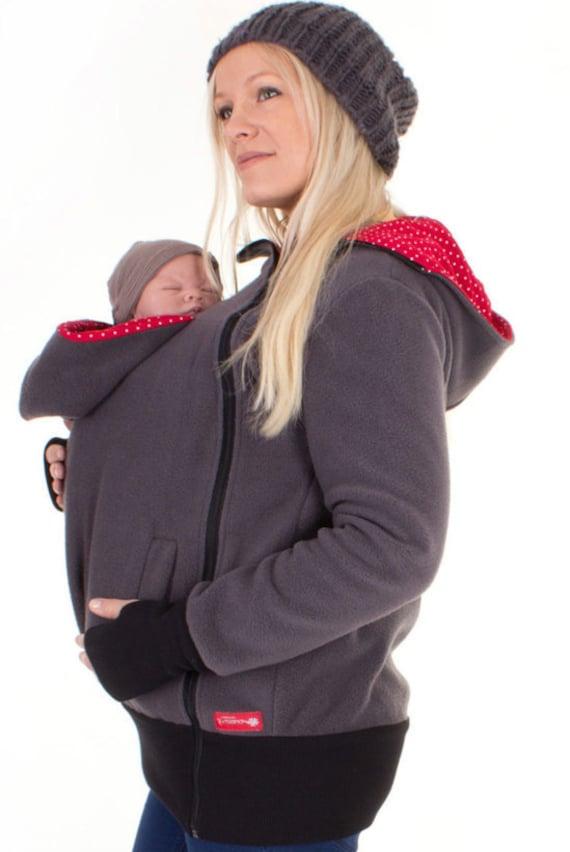 Portant veste 3 en 1 pour maman et b b grossesse - Portant vetement bebe ...