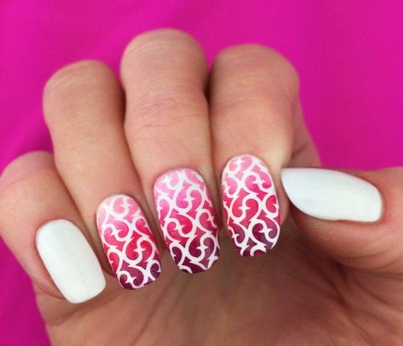 Sechzig neun muster nail art schablonen unglaubliche von unail for Nailart muster