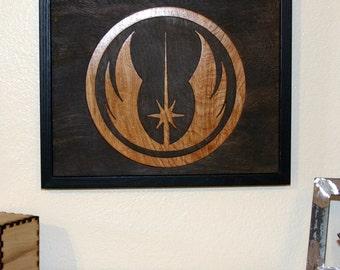 Star Wars Jedi Wall Art