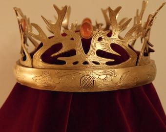 Joffrey Tommen Baratheon crown Game of Thrones OOAK cosplay prop