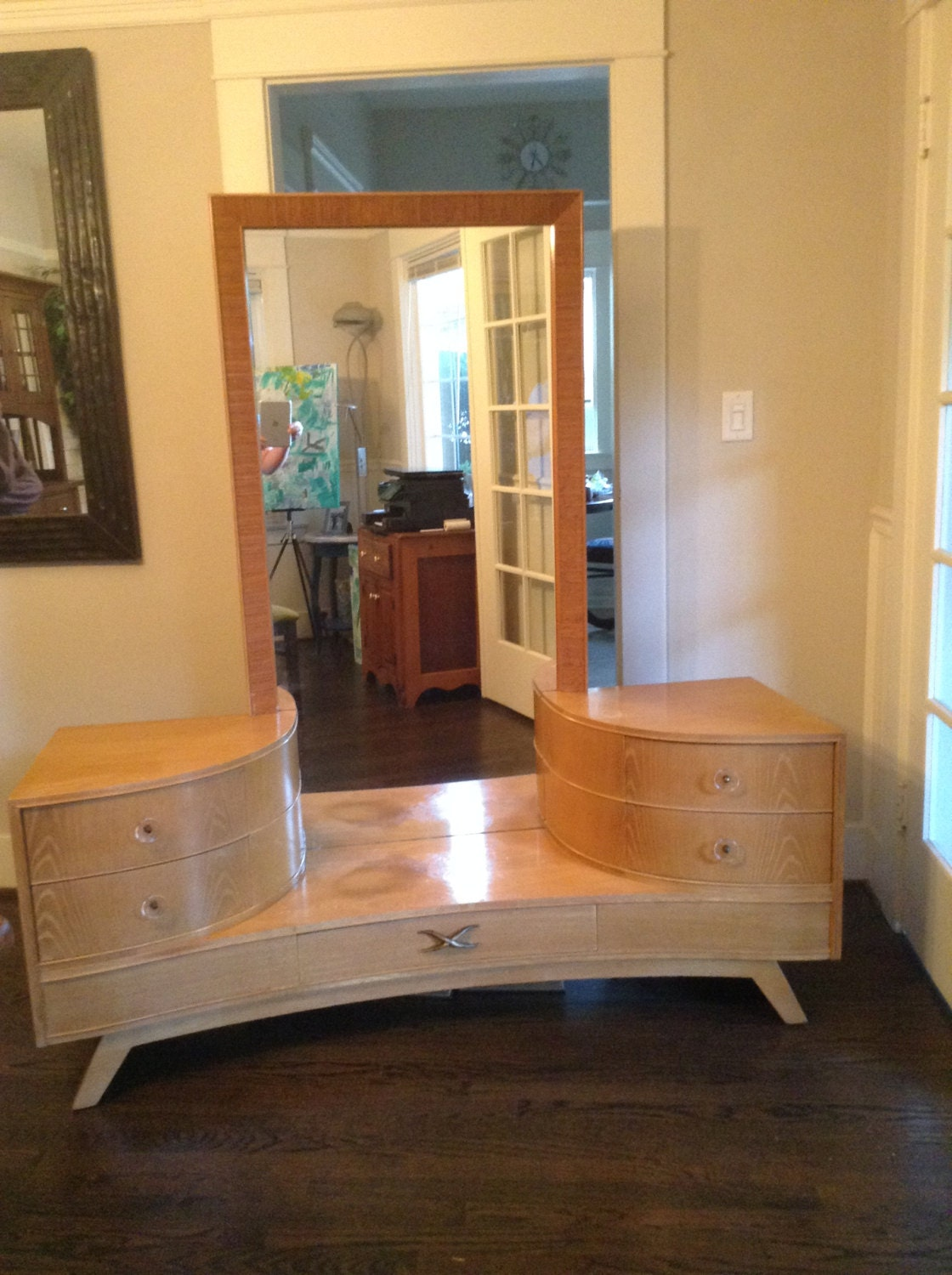 Paul Frank Bedroom In A Box: Mid Century 4 Piece Bedroom Set By Paul Frankl For Brown