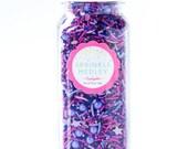 Violet Dreams Sprinkle Medley, Purple Sprinkles, Purple Sprinkle Mix, Lavender Sprinkles, Purple Sugar Beads, Mixed Sprinkles -- MED (8 oz)