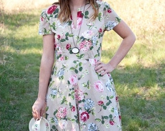 SALE! Tea Party Dress | Summer Dress