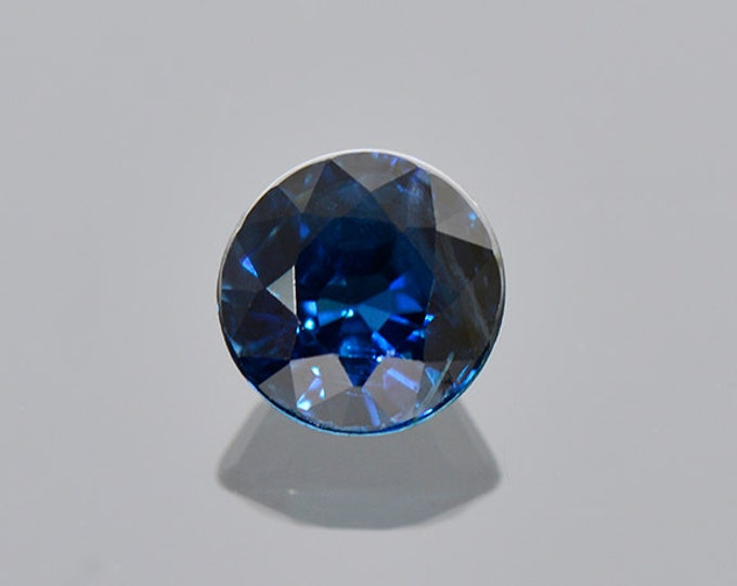 Beautiful Blue Sapphire Gemstone from Montana 0.54 cts.