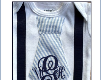 Monogram it! Add On - Add a Monogram To Your Tie Shirt!
