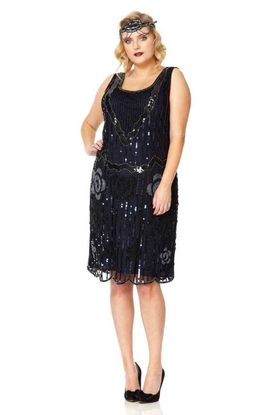 plus size dress form gatsby