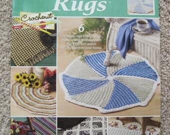 Scrap Crochet Rug Etsy