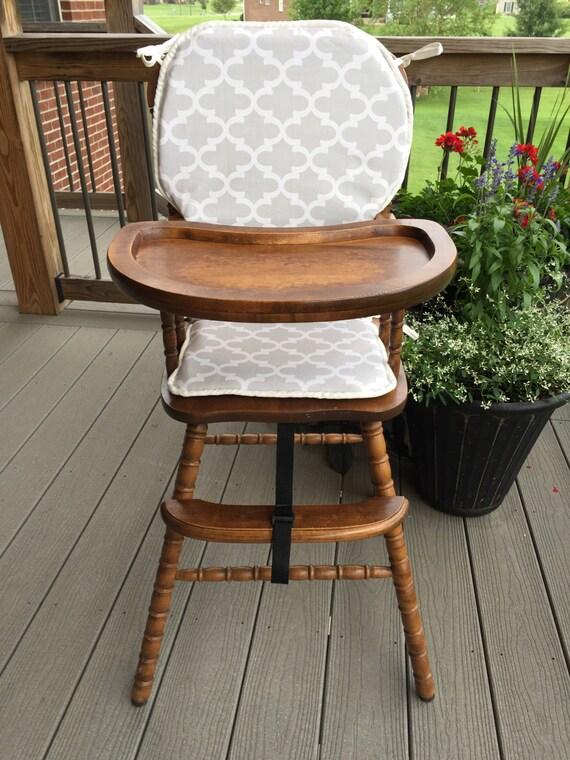 High Chair Cover High Chair Pad Highchair Cover High Chair