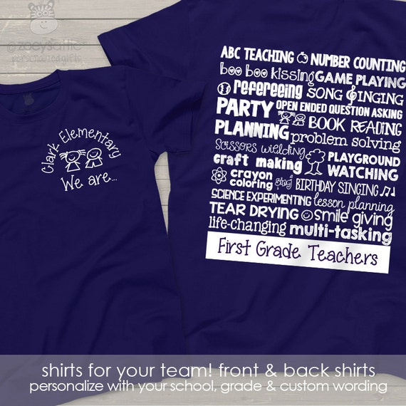Team Teacher Shirts Back To School Kindergarten Teacher
