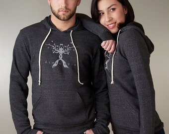 Ecofriendly Fleece Hoodie for Men, Graphic Hoodies for Women, DREAM MORE Couple Hoodies, Womens Hoodie, Mens Hoodie Soft Hoodies
