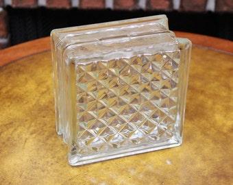 Glass Brick Bank.