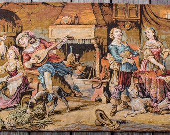 Tapestry french Vintage
