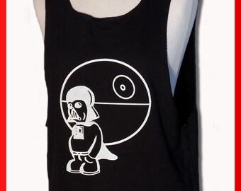 Bully Benny Vader muscle shirt girlie D