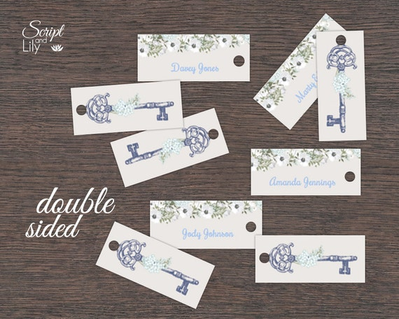 Items similar to alice in wonderland keys and flowers for Alice in wonderland tags template