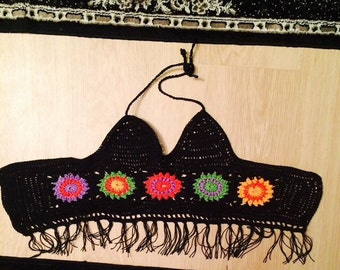Gypsy bohemian top