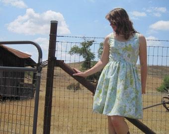 Tea Dress Size 10 (B36 W27.5)