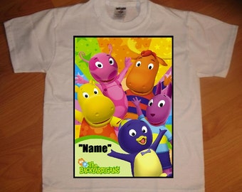 Backyardigans Personalized T-Shirt