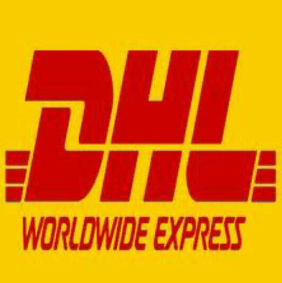 Dhl shipping, arriving to USA  straight to your door from UK in just under 4 days. One to two items only