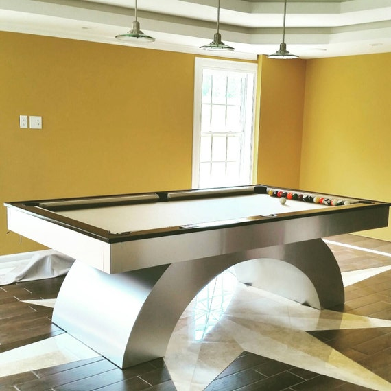 8ft Arched Pool Table By McCorkleDesigns On Etsy