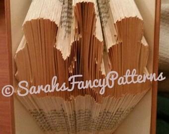 3 Children - Book Folding Pattern