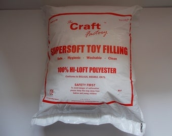 Trimits soft toy filling, supersoft toy filling, 250g