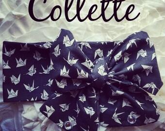 Collette headwrap Homemade.