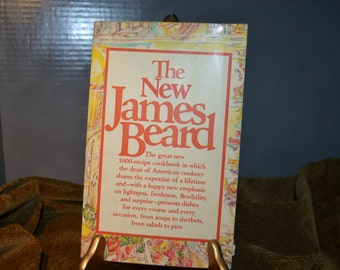 The New James Beard, Alfred A. Knopf, NY, 1981. Softcover, 625 pp. One thousand recipes!