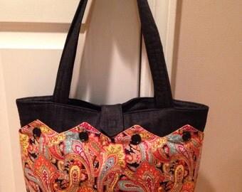 LARGE Convertible handbag HANDBAG ONLY.