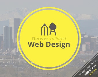 Web Design - Denver Tailored Custom Web Design Package