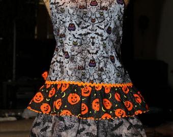 Halloween Themed Apron