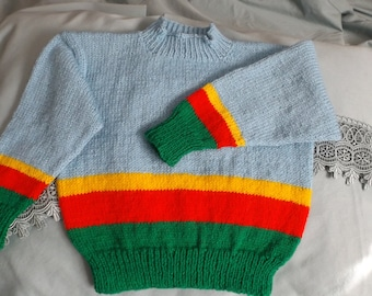 4 years boy or girl jumper