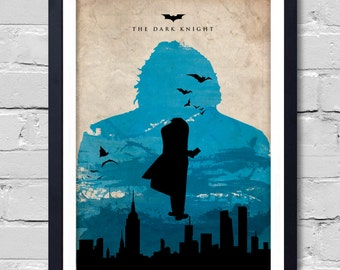 Batman dark knight Poster home decor wall decor  art poster