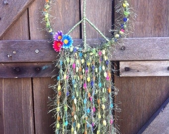 Magic Garden Peacecatcher for your hippie soul :)