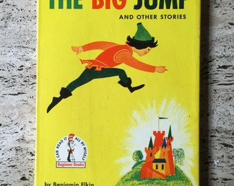 The Big Jump and Other Stories Hardcover – September 12, 1958 by Benjamin Elkin (Author), Katherine Evans (Illustrator)