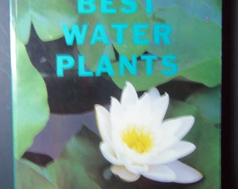 Best Water Plants by Stefan Buczacki paperback