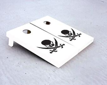Pirate Custom Cornhole Boards
