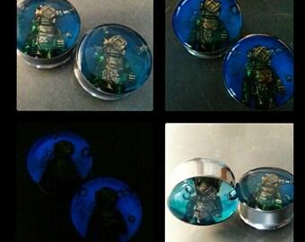 "1"" (25mm) pair of deep sea diver glow plugs."