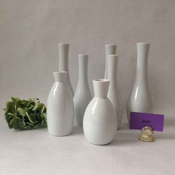 modern white vase group instant collection