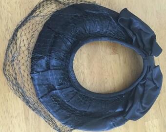 Black Hat with Veil