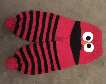 Elmo pants