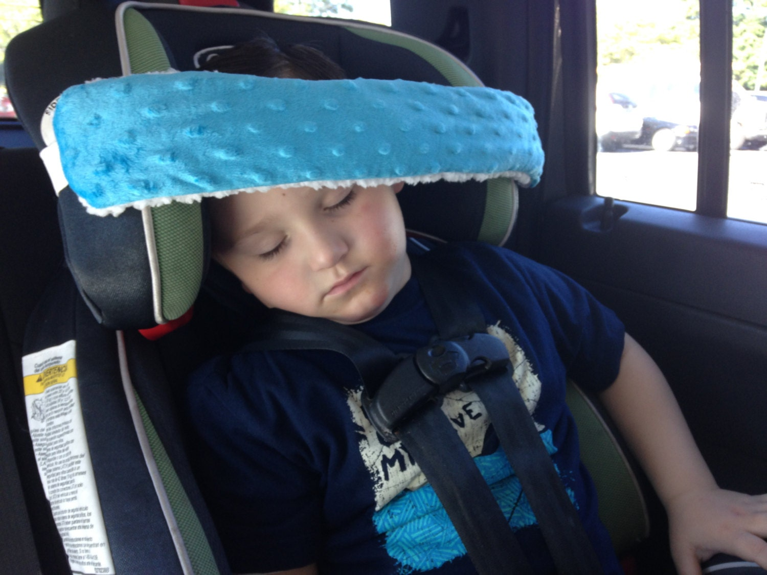 head pillow support band toddlers car seat works awesome. Black Bedroom Furniture Sets. Home Design Ideas