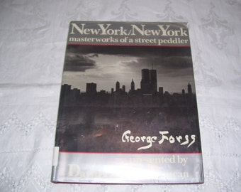 New York, New York by George Forss  New York City Photography 1984