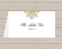 Unique Avery 5302 Placecard Related Items