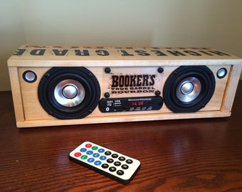 Bookers box Bluetooth Speaker