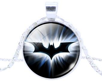 Batman The Dark Knight Pendant Necklace