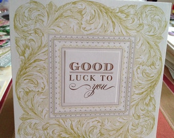Anna Griffin Pop Up Handcrafted Greeting  Cards, Congratulations Cards Set of 2