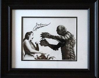Julie Adams Signed Photo